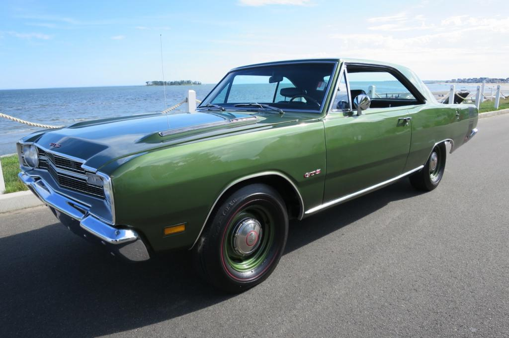 Used Cars For Sale In Milford Ct USED 1969 Dodge Dart GTS | Milford | muscelecarsforsale.ca