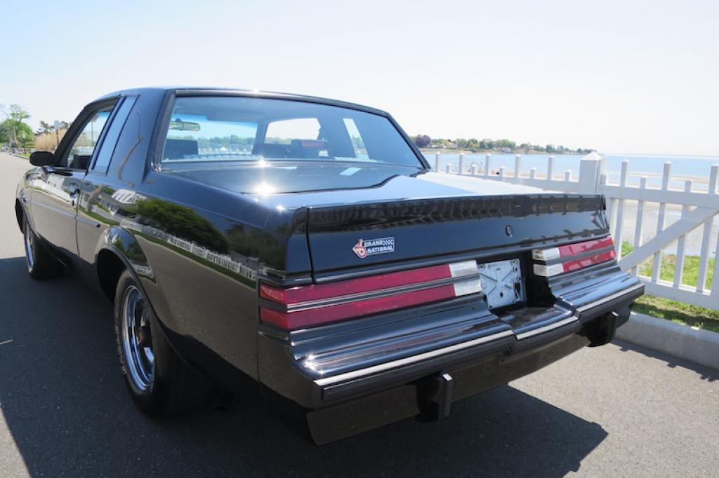 1986 Buick Grand National Turbo
