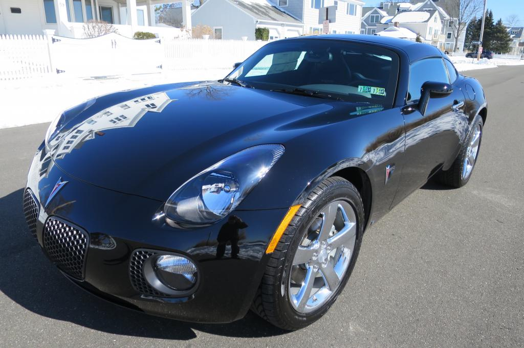 Great 2009 Pontiac Solstice ...