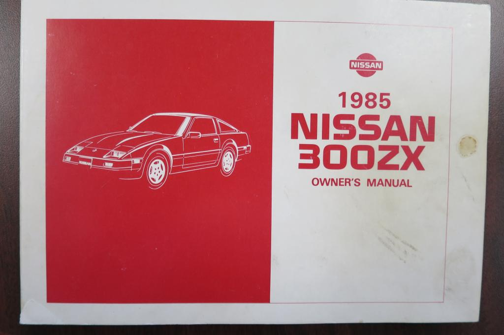 1985 nissan 300zx for sale all collector cars rh allcollectorcars com 1987 Nissan 300ZX 1990 Nissan 300ZX