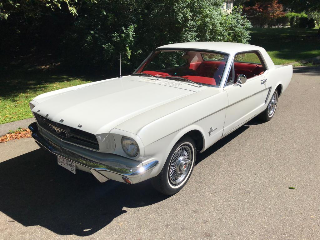USED 1965 Ford Mustang | Milford | Napoli Classic Cars