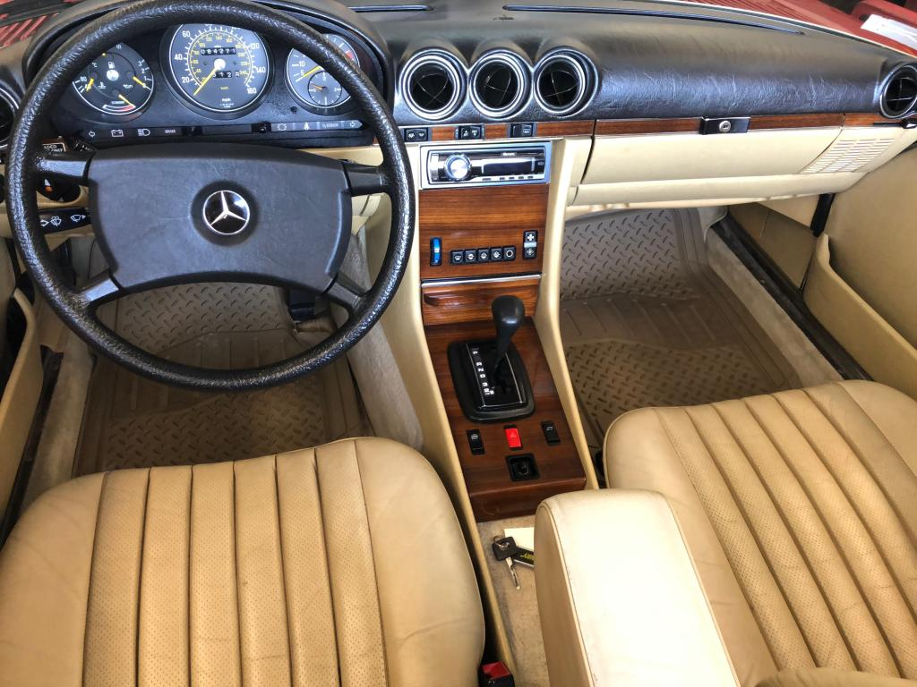 1983 Mercedes-Benz 380 SL
