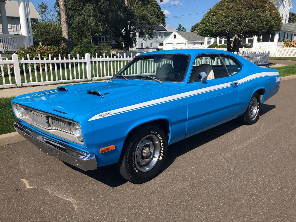 1972 Plymouth
